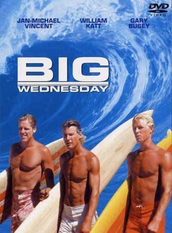Big Wednesday (1978) Poster