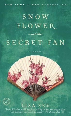 A wonderful book about friendship, sisterhood and secret Chinese writings (and foot-binding too)