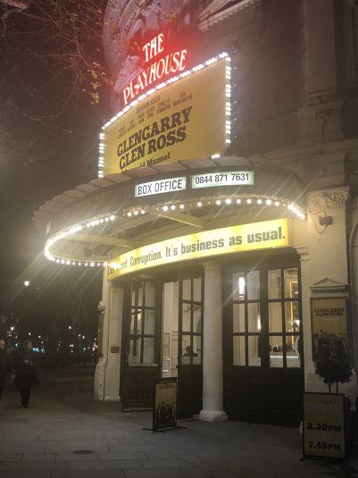 Playhouse Theatre - Glengarry Glen Ross