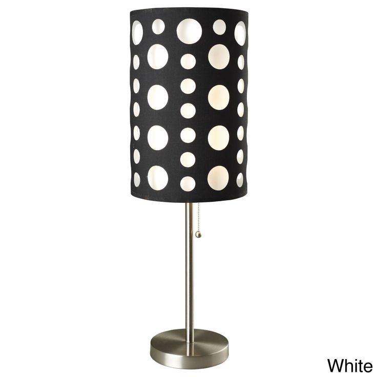 International Black 33-inch Modern Retro Table Lamp
