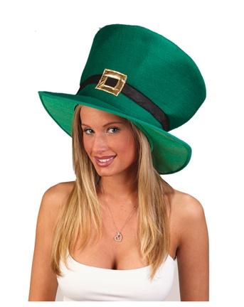 St. Pat's Tall Leprechaun Hat
