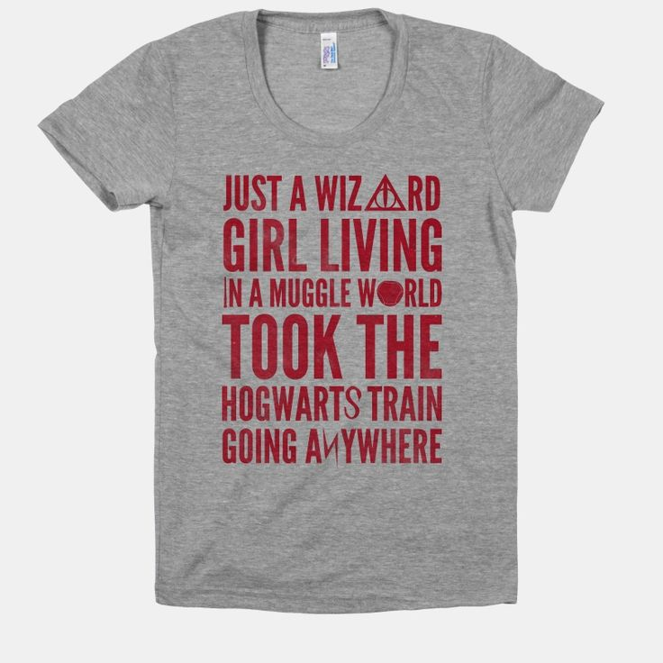 Just A Wizard Girl Living In A Muggle World Racerback Tank Hoodies Shirts And One Ring