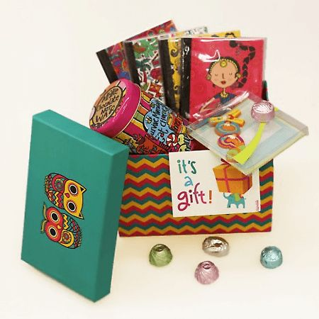 #Diwali #Gift - Notebook Madness Diwali Hamper