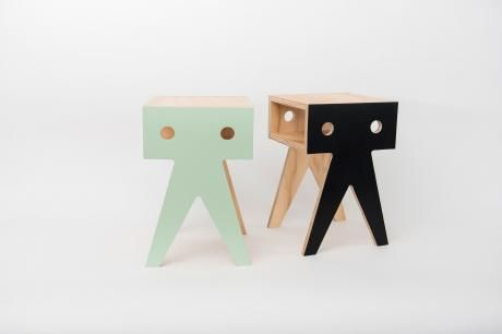 THE BIG WALRUS STOOL color