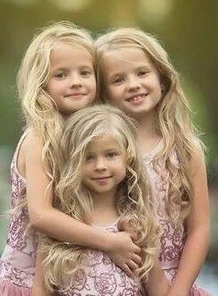 Guinevere, Fern, and Meredith