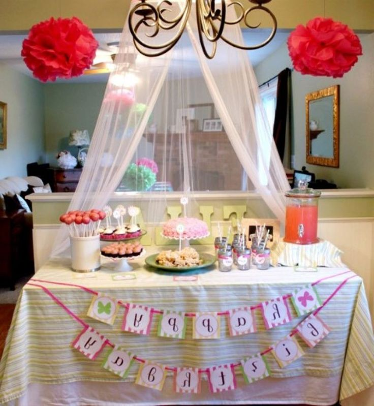 6 Year Old Girl Birthday Party Ideas