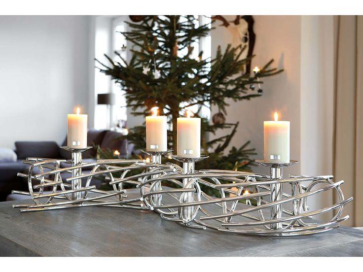 fink living kerzenleuchter corona l 120 cm kaufen im. Black Bedroom Furniture Sets. Home Design Ideas