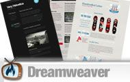 DREAMWEAVER   video tutorial su Adobe® Dreamweaver®: creare siti web con css, tecniche di web design, javascript, Ajax e PHP per tutti i browser e dispositivi mobili   Total Photoshop - Il primo sito di Video tutorial in Italiano su Photoshop, Dreamweaver, Illustrator, Premiere, After Effects e Fotografia digitale