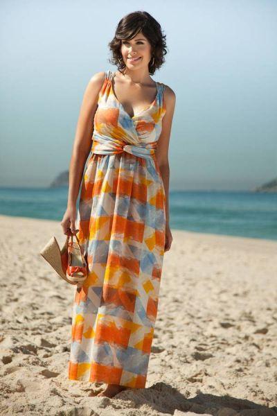 Vestido de verano | ... interesar vestidos de playa para gorditas vestidos para la playa 2012