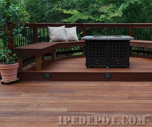 trek deck photos | deck staining 2011 units with gray color trek decking do not need to ...