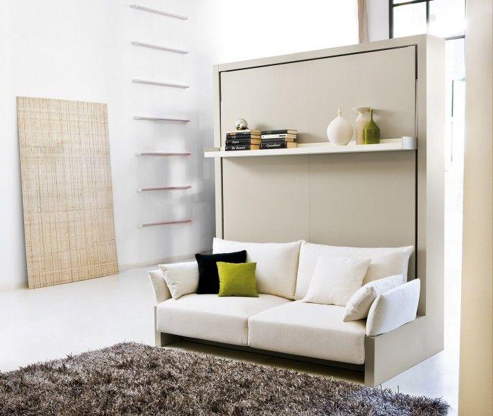 die besten 25 murphy bett ikea ideen auf pinterest. Black Bedroom Furniture Sets. Home Design Ideas