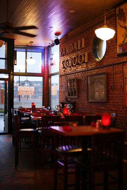 Stella Blues Restaurant, Eau Claire - great place for ...