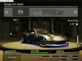 Kode Cheat Need for Speed Underground 2 Lengkap