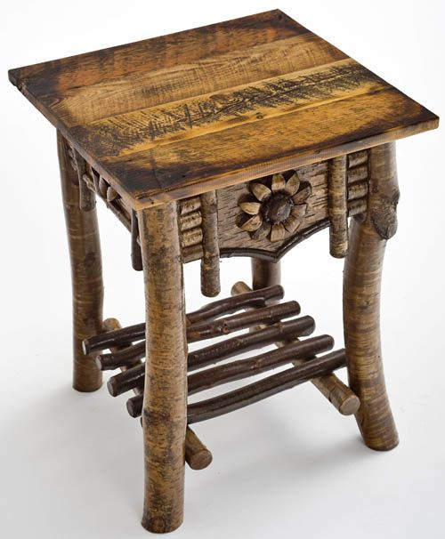 Cedar End Tables For Sale Woodworking Projects Plans
