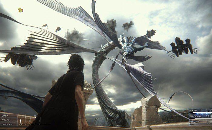 MEGAPOST: Final Fantasy XV nos hace vibrar con un magnífico trailer pelicula anime y mas noticias!! ver mas en http://ift.tt/1Y2gmUX visita gamersoficial.com #videojuegos #videogames #gamers #geek #gaming #gamersoficial