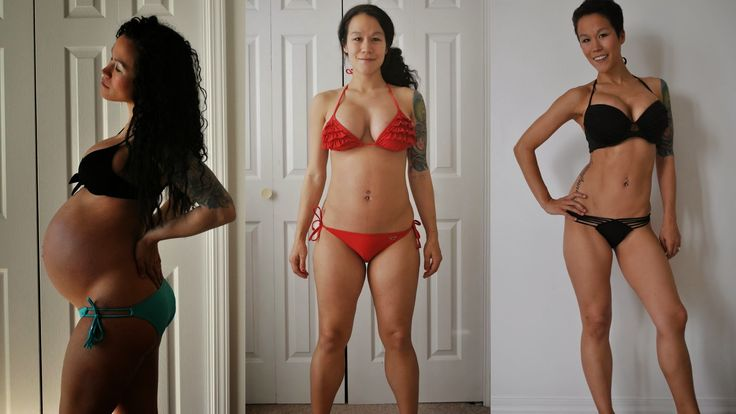Diary of a Fit Mommy: How I Transformed My Postpartum Body