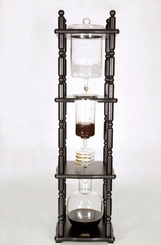 Want This Way Cool Cold Drip Coffee Maker?  ... see more at InventorSpot.com