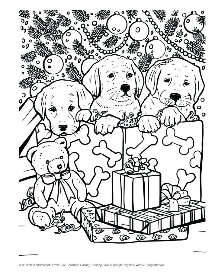 Free Holiday Coloring Pages To Print Free Holiday Coloring Pages To Print Full Size Printa In 2020 Puppy Coloring Pages Holiday Coloring Book Christmas Coloring Sheets