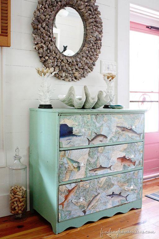 94 best images about coastal decor furniture on Pinterest  Hand