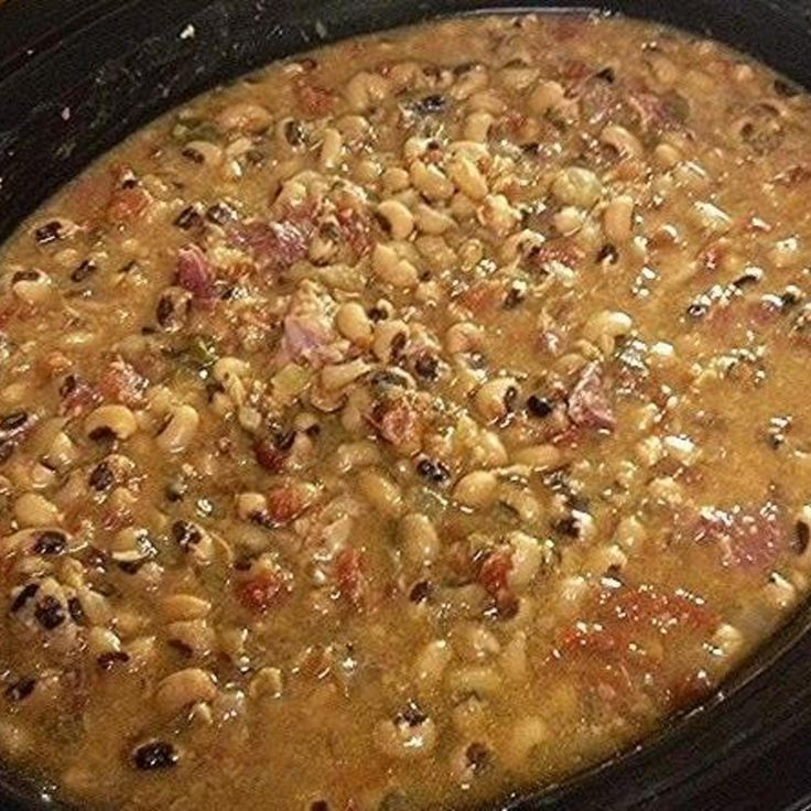 Easy, very tasty and wonderful with cornbread! Feeds at least 8- 10 people and no one goes away unsatisfied - Enjoy!