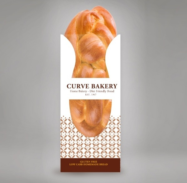 Bakery package design