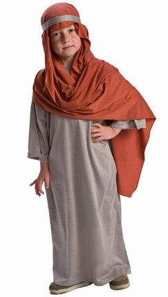 N is for...Nativity Costume (Joseph) $21.95  #DeseretBookPinWish   (My sons would love this!)