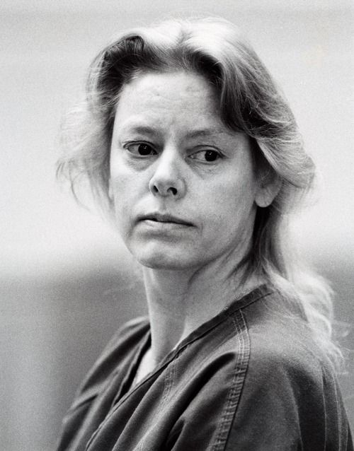 """If you can't be a good example, At least be a horrible warning.""  - Aileen Wuornos"