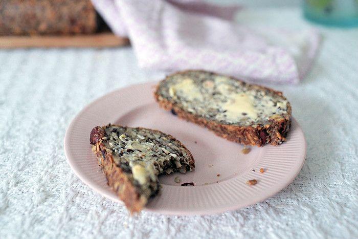 Maailman paras gluteeniton leipä - Kiitos hyvää | Lily.fi