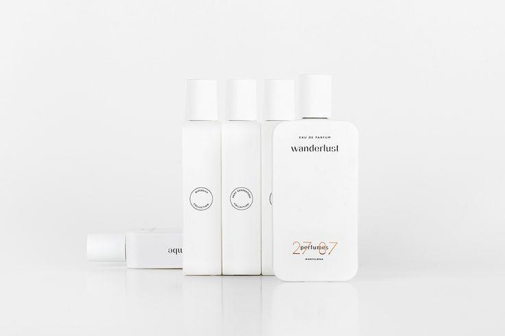 27 87 Perfumes on Behance
