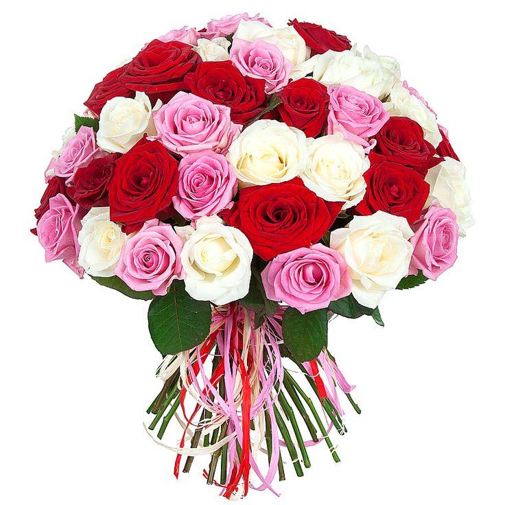 букеты из роз двух цветов смотреть фото товарищами