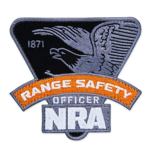 NRA Training Officer Patches Official Store of the National Rifle Association