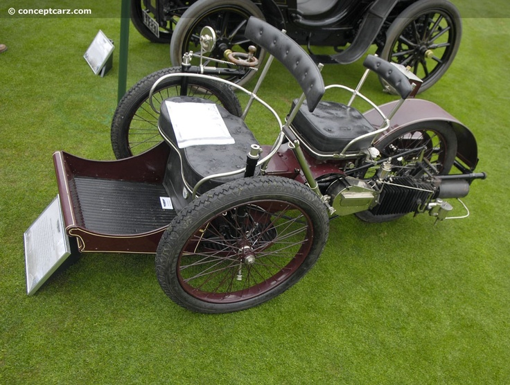 1898 Leon Bollee 3HP Images, Information and History | Conceptcarz.com