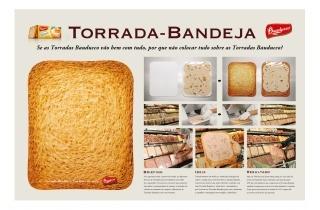 Bauducco Toast-Tray by AlmapBBDO
