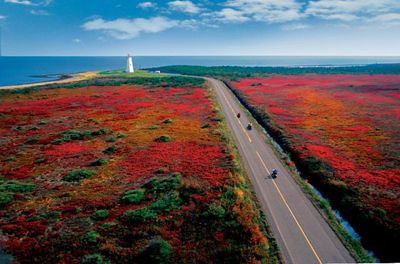 Miscou Island Lighthouse, New Brunswick. #Canada #Canadian