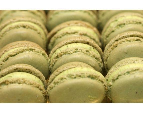 Nigella Lawson - Pistachio Macarons.... these will be next!