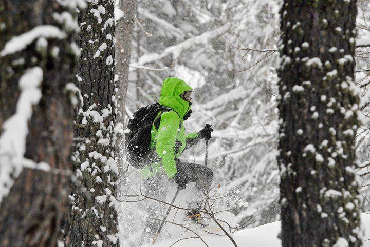 Fotografia sportiva Snowshoes Racchette da neve Alpi Cozie Piemonte Viù.Foto by Paolo Meitre Libertini. Outdoor Photographer/Videomaker. Operatore Drone APR Professionista. Certificato Enac