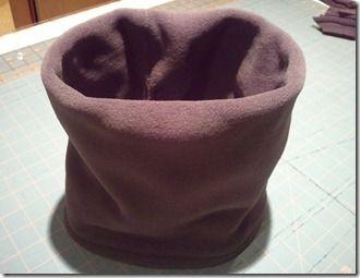Double layer fleece neck warmer. Kids & Adult sizes.