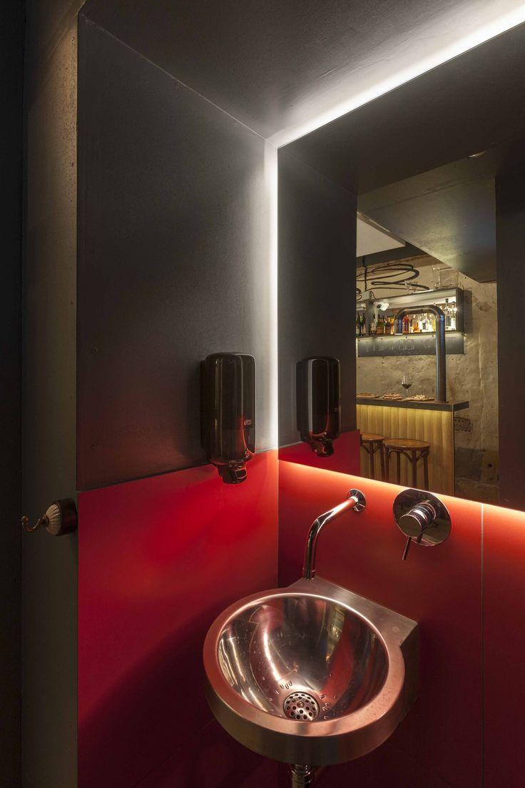 bolshoybar - Лучший интерьер ресторана, кафе или бара | PINWIN - конкурсы для…