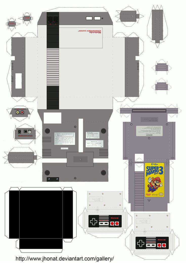 nes_papercraft_by_jhonat-d2sbr30.jpg 1,984×2,806 pixels