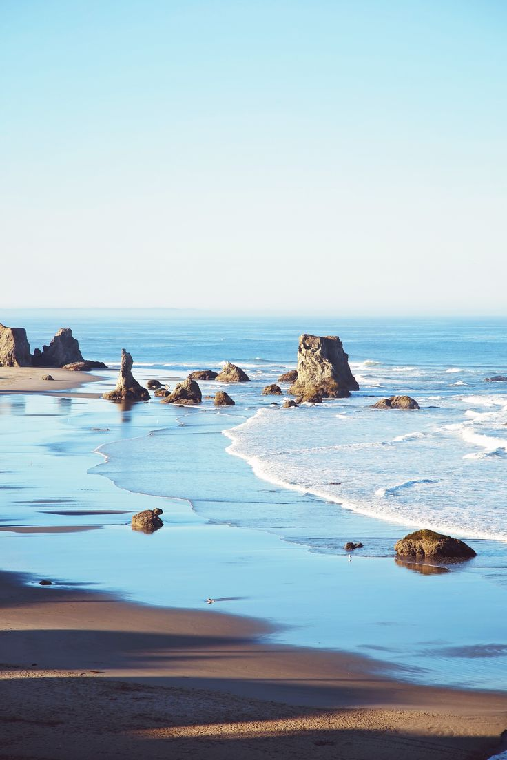 Images of Shore Acres, Cape Arago, and Bandon Beach, Oregon! Click here to see…