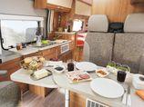 VANTourer Kastenwagen 600 L – kompaktes Wohnmobil mit Einzelbetten