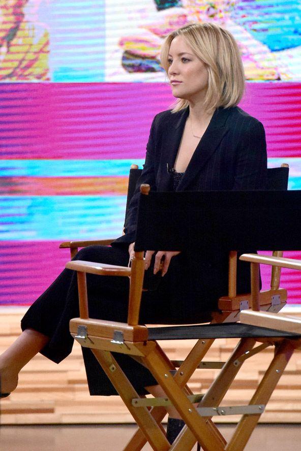 Hódít a bubi frizura a sztárok körében. Kate Hudson short hair