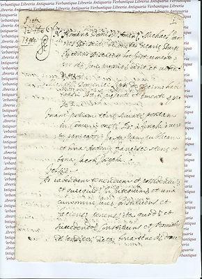 Manoscritto Cinquecentesco Atto di Compravendita 1585                              Approximately US $71.32  Buy It Now  Best Offer:  Make Offer