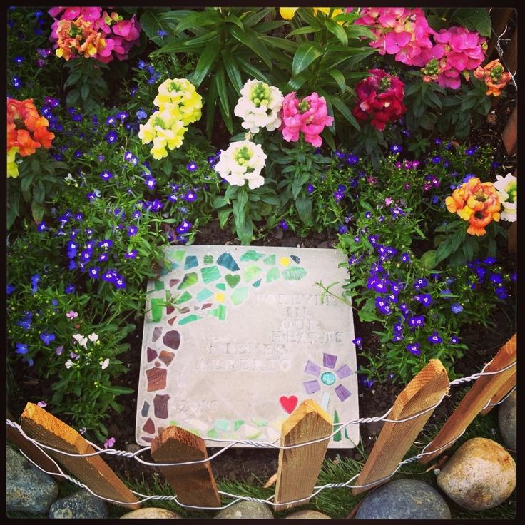17 Best Memorial Stones Plaques Images On Pinterest
