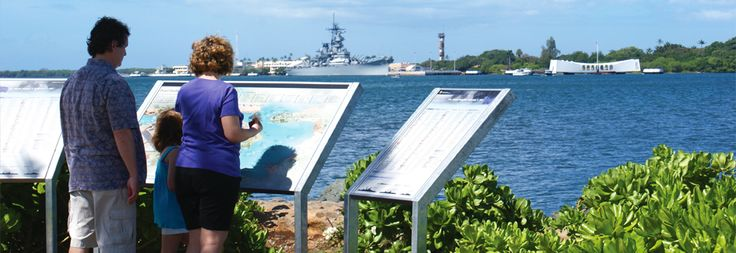 Travel between Pearl Harbor Visitor Center and Ford Island via the Ford Island shuttle - Sun Dec 23