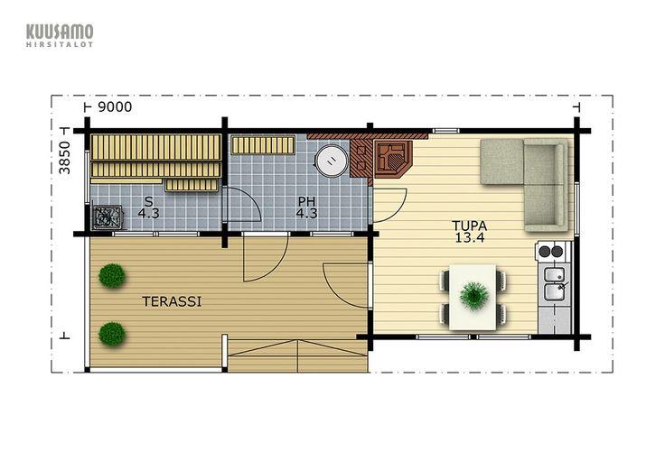 Oltre 25 fantastiche idee su soluzioni piccoli spazi su for Cottage molto piccoli