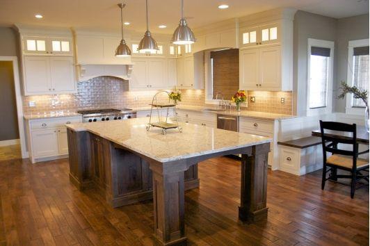 Kitchen design idea-Home and Garden Design Ideas