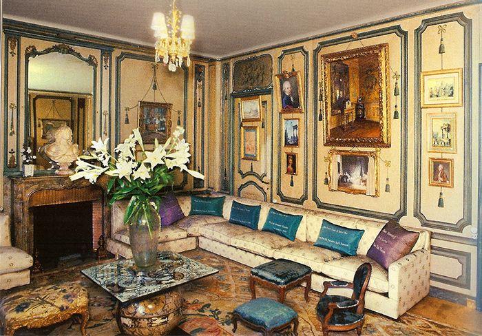 Decorators to Know: Elsie de Wolfe | Elsie de wolfe ...