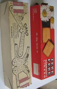 Nyári szünet: Zamat keksz - retro gastro