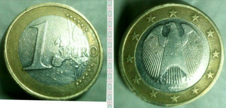 1 euro de